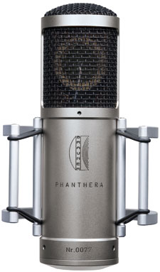 Brauner Phanthera mikrofon