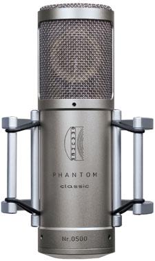 Brauner Phantom Classic mikrofon